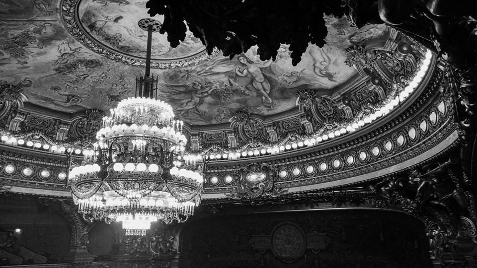 Palais Garnier | The Cash Odyssey:Palais Garnier,Lighting