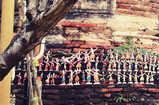 Ayutthaya Figurines