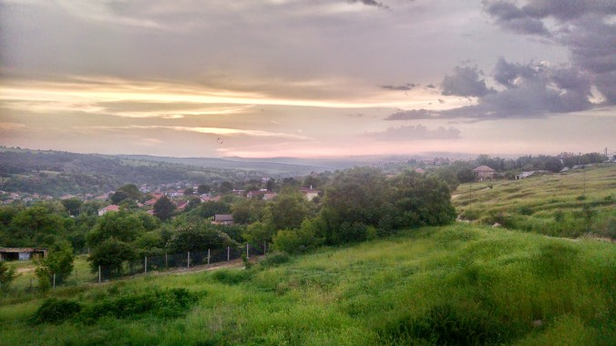 The View from Green Bird Farm, Konstantinovo, Bulgaria