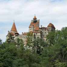 Bran Castle Photo Credit: Maija Butler