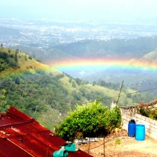 A Rainbow Brings Hope...and looks pretty ;)
